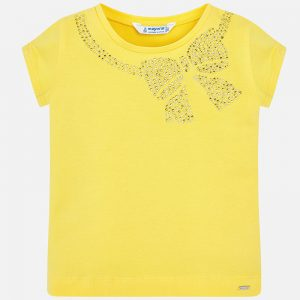 Girls Tshirt Front View