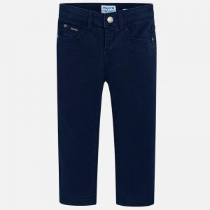 Mayoral Boys Basic Slim Fit Pants Front