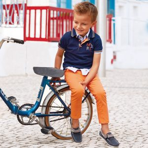 Mayoral Twill Basic Boys Pants