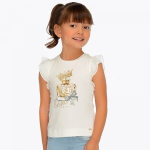 Mayoral Girls Perfume T-shirt