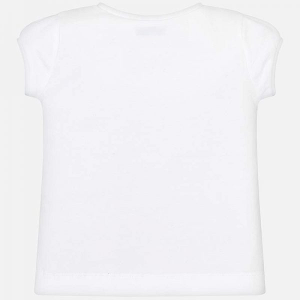 Mayoral Girls 2 Dolls T-shirt Back