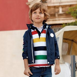 Mayoral Windbreaker Jacket For Boys