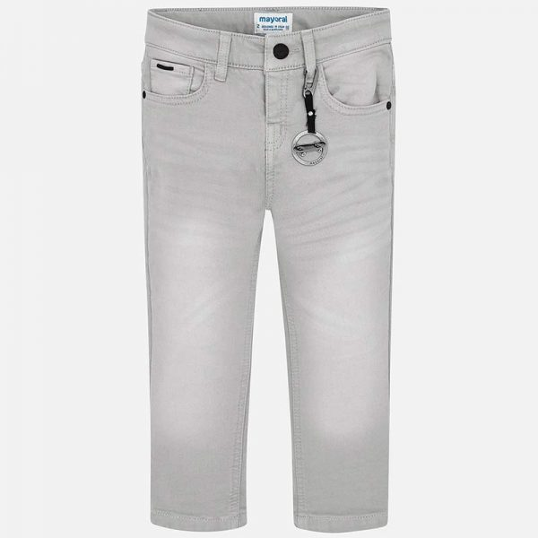 Mayoral Boys Slim Fit trousers Front