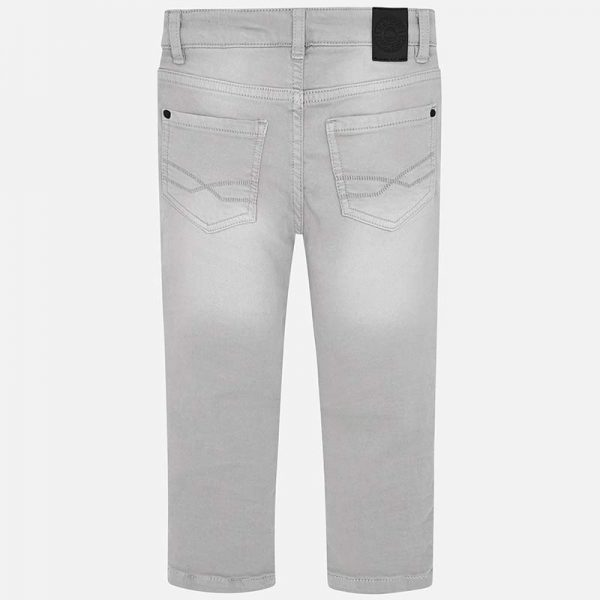 Mayoral Boys Slim Fit trousers Back