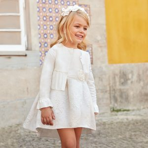 Girls-Jacquard-Dress