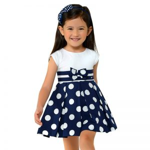 Mayoral Polka Dot Dress